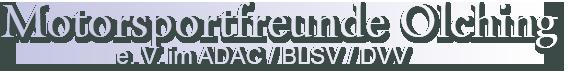 Logo der MotorSportFreunde Olching e.V. im ADAC